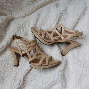 Naturalizer Pink Danya Dress Sandal
